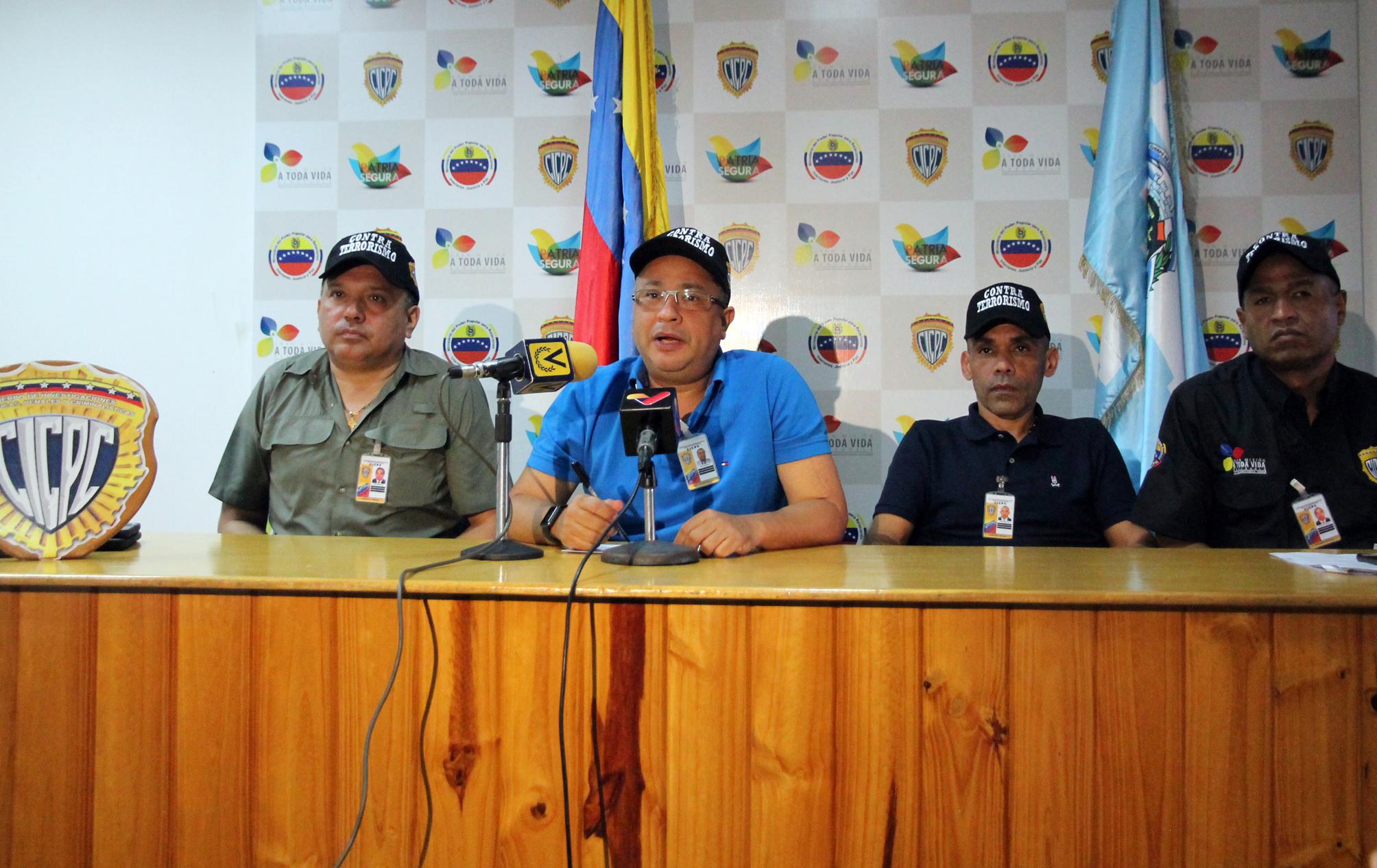 Expertos del Cicpc investigan asesinato del director de la DIEP en el Zulia