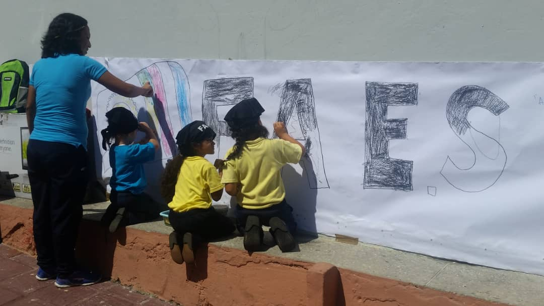 Faes fortalece valores con actividades deportivas y recreativas en la parroquia Sucre