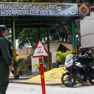 Fortalecen 51 Cuadrantes de Paz en el estado Miranda (10)