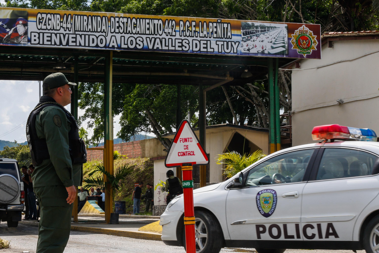 Fortalecen 51 Cuadrantes de Paz en el estado Miranda (11)