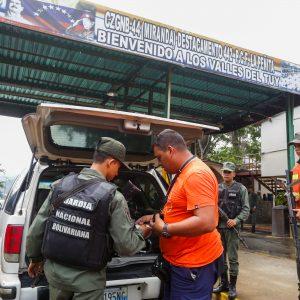 Fortalecen 51 Cuadrantes de Paz en el estado Miranda (2)