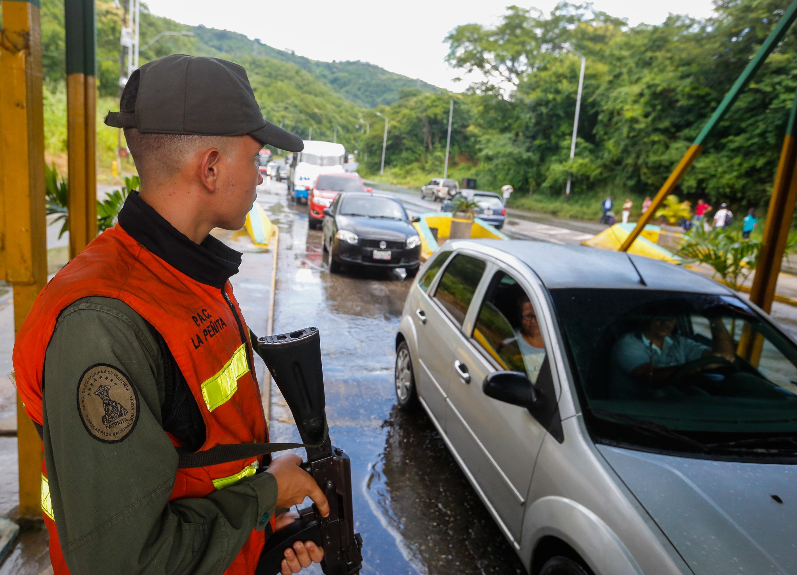 Fortalecen 51 Cuadrantes de Paz en el estado Miranda (4)