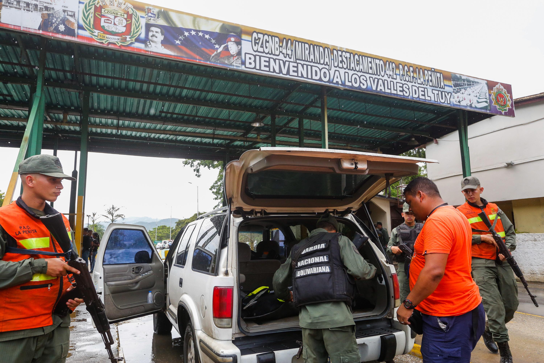 Fortalecen 51 Cuadrantes de Paz en el estado Miranda (5)
