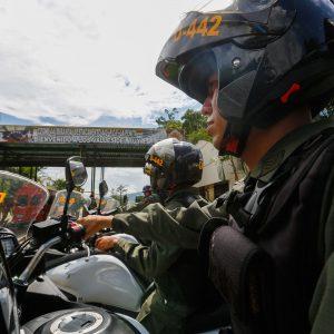 Fortalecen 51 Cuadrantes de Paz en el estado Miranda (8)