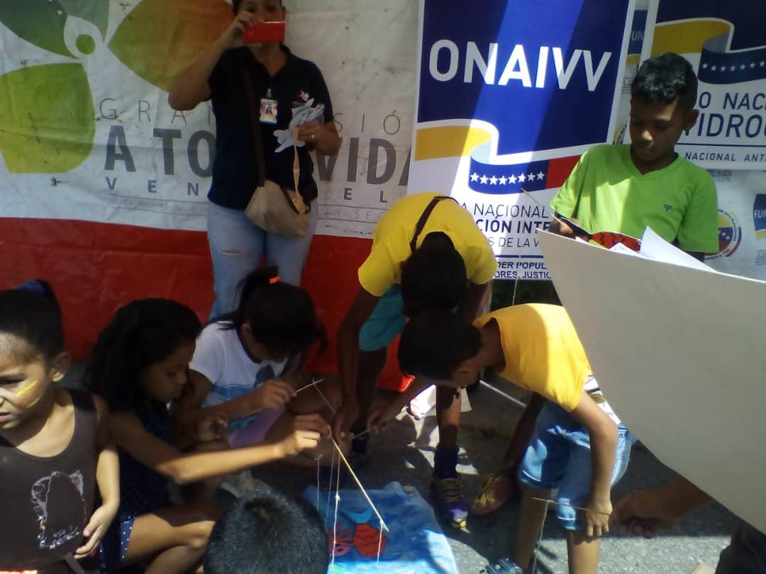 Frente Preventivo abordó más de 720 mil personas en el Distrito Capital en nueve meses (4)