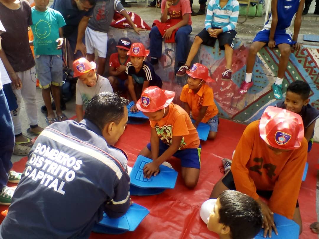 Frente Preventivo abordó más de 720 mil personas en el Distrito Capital en nueve meses (8)