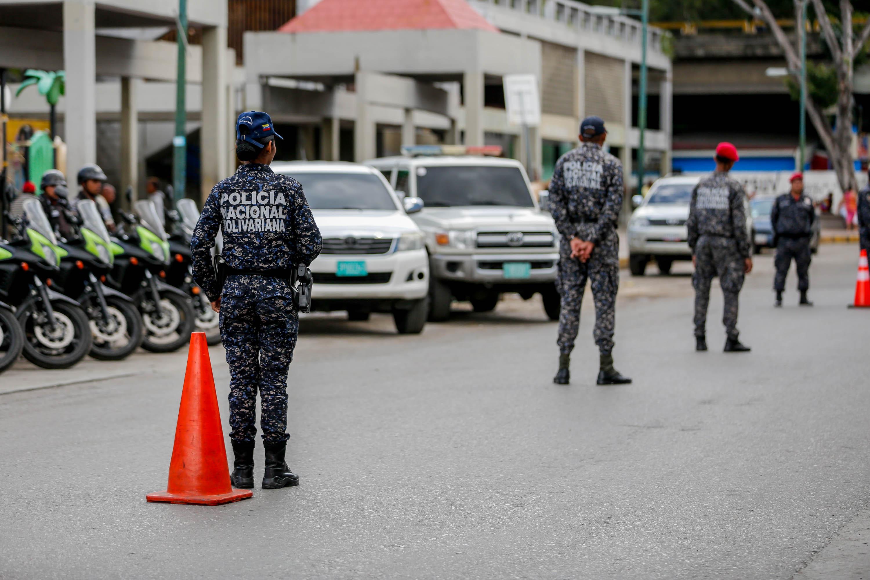 Detenidos siete sujetos por contrabando de material estratégico en Carabobo y Lara