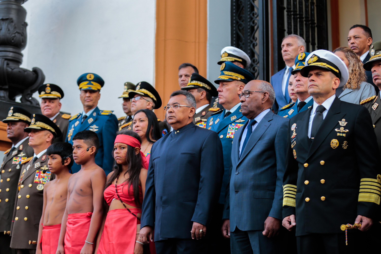 Gobierno nacional conmemora 526 años de lucha de los pueblos originarios por su dignidad y cultura