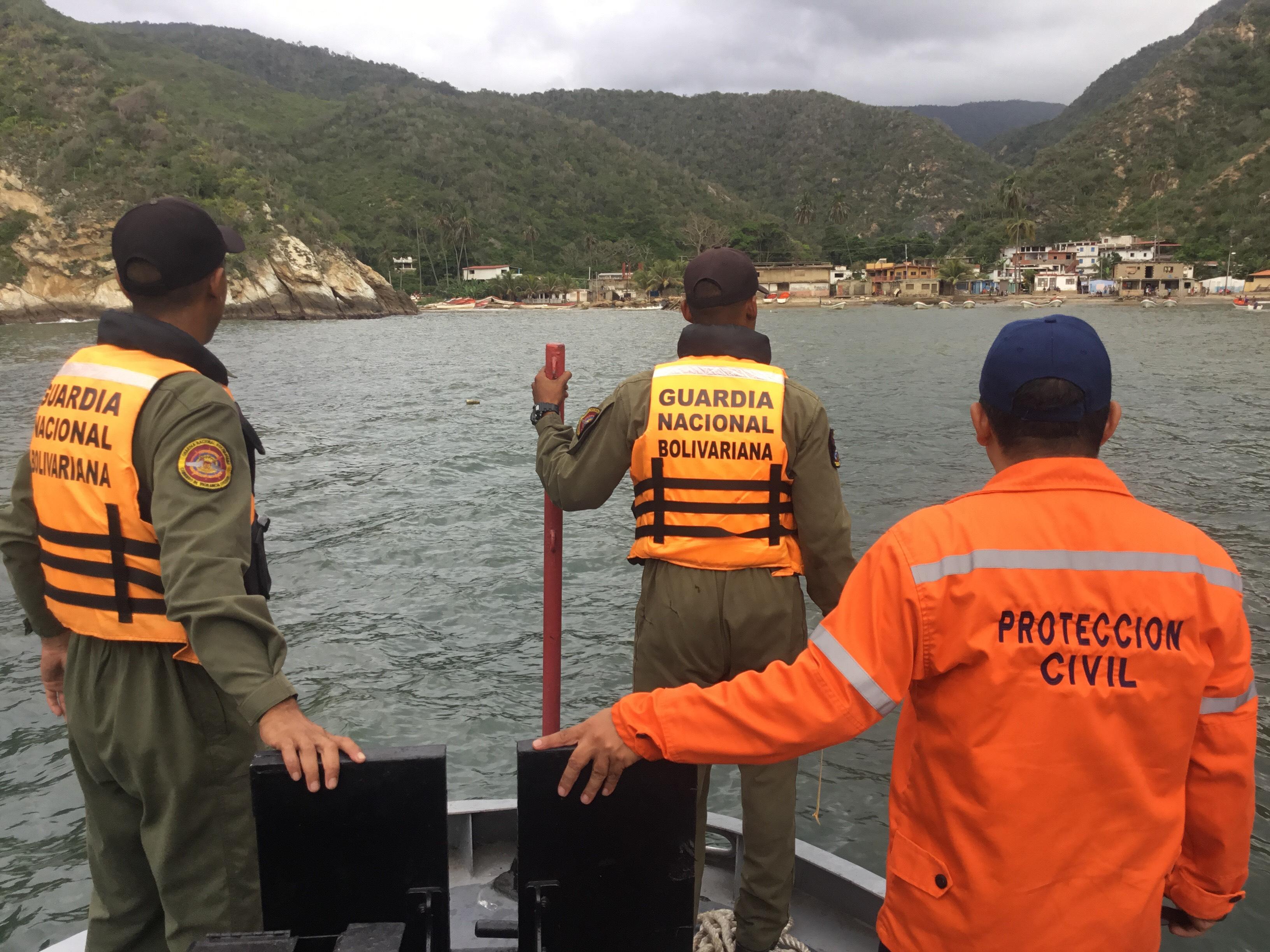 Gobierno nacional envió dos toneladas de insumos a Puerto Maya (3)