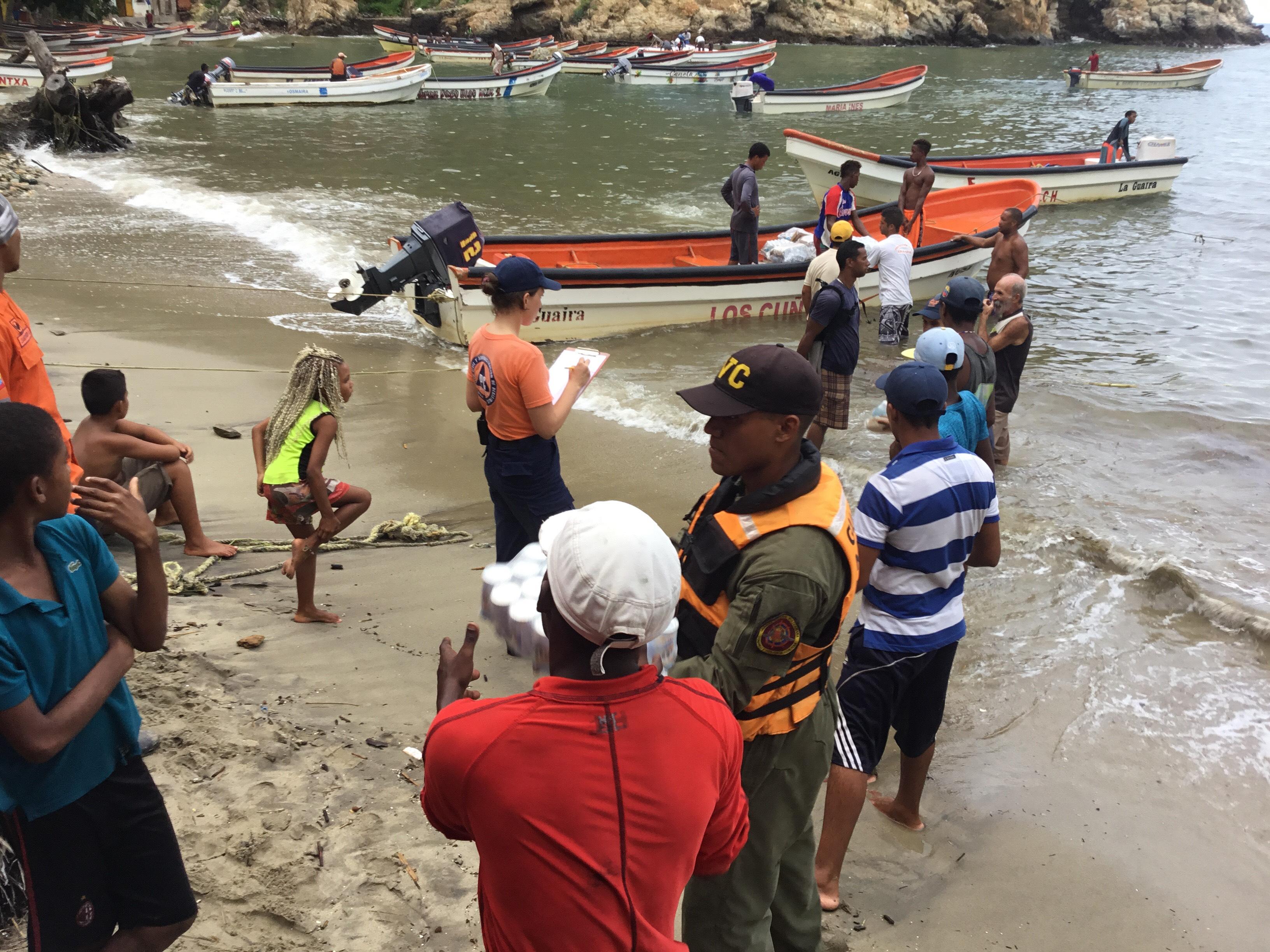 Gobierno nacional envió dos toneladas de insumos a Puerto Maya (4)
