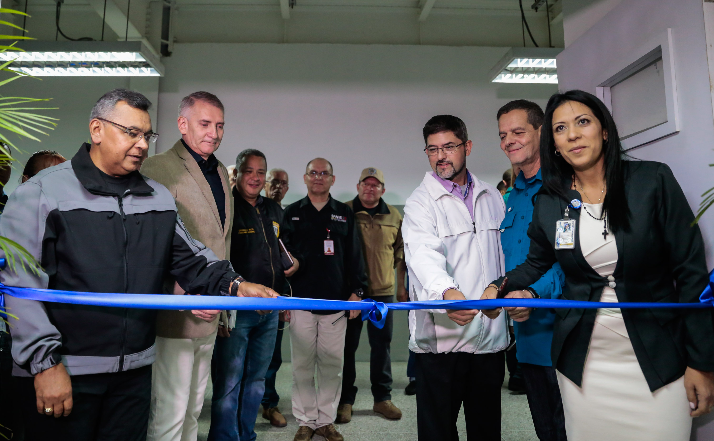 Inaugurado simulador de tiro en la Universidad Nacional Experimental de la Seguridad (3)