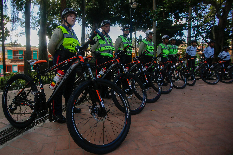 Incorporadas nuevas patrullas a los Cuadrantes de Paz del municipio El Hatillo (10)