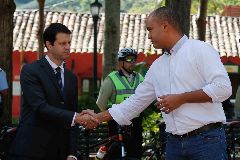 Incorporadas nuevas patrullas a los Cuadrantes de Paz del municipio El Hatillo (11)