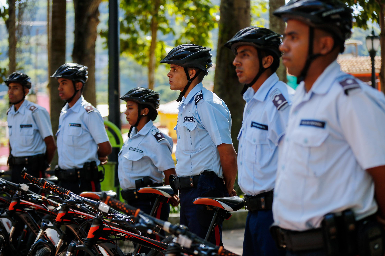 Incorporadas nuevas patrullas a los Cuadrantes de Paz del municipio El Hatillo (4)