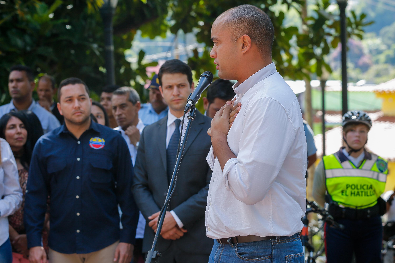 Incorporadas nuevas patrullas a los Cuadrantes de Paz del municipio El Hatillo (8)