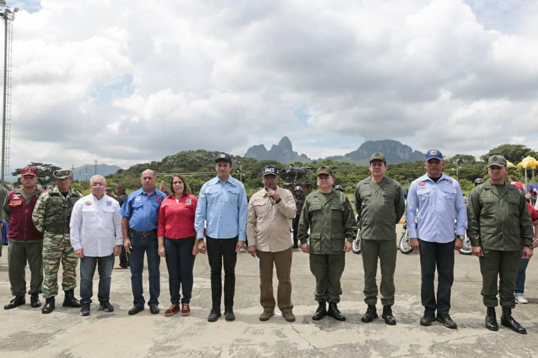Incorporados 51 Cuadrantes de Paz Rurales para resguardar al pueblo de Guárico