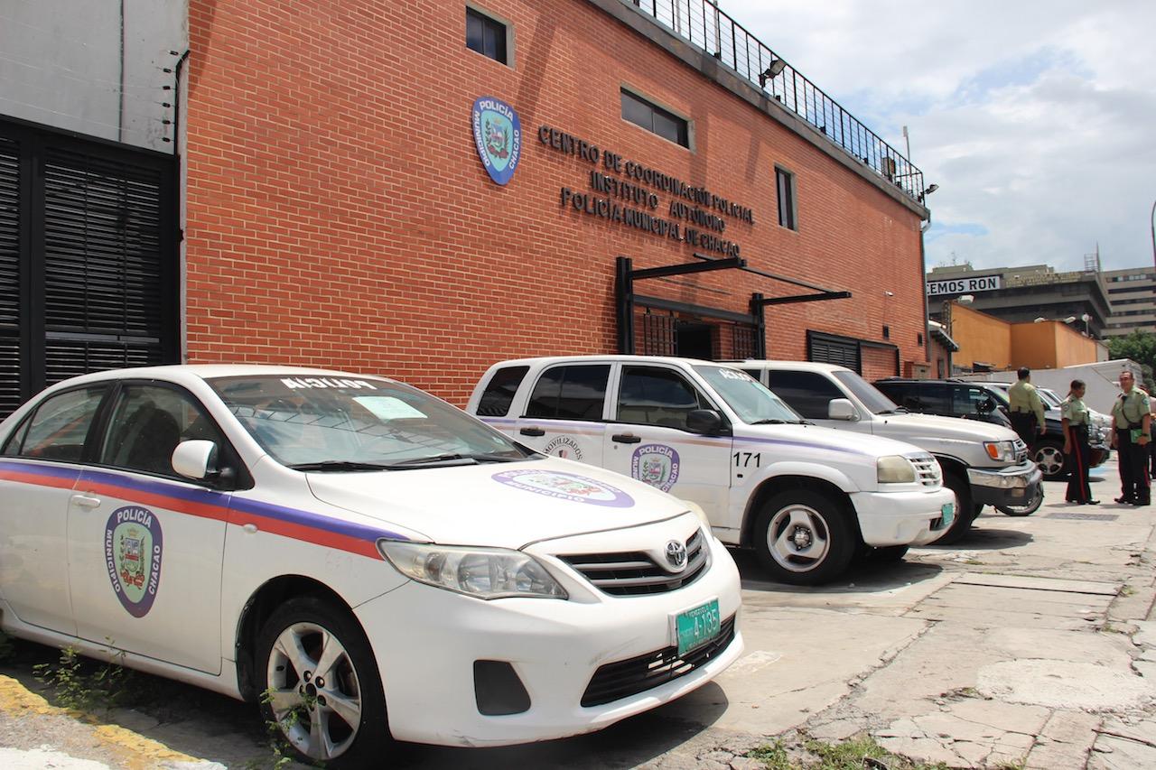 Instalada Junta Interventora del Cuerpo de Policía municipal de Chacao (12)