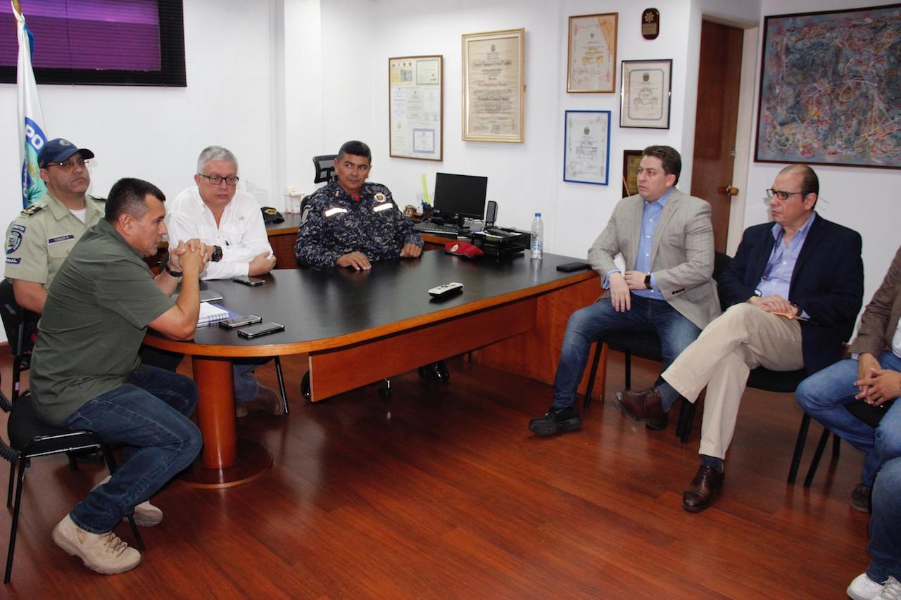 Instalada Junta Interventora del Cuerpo de Policía municipal de Chacao (4)