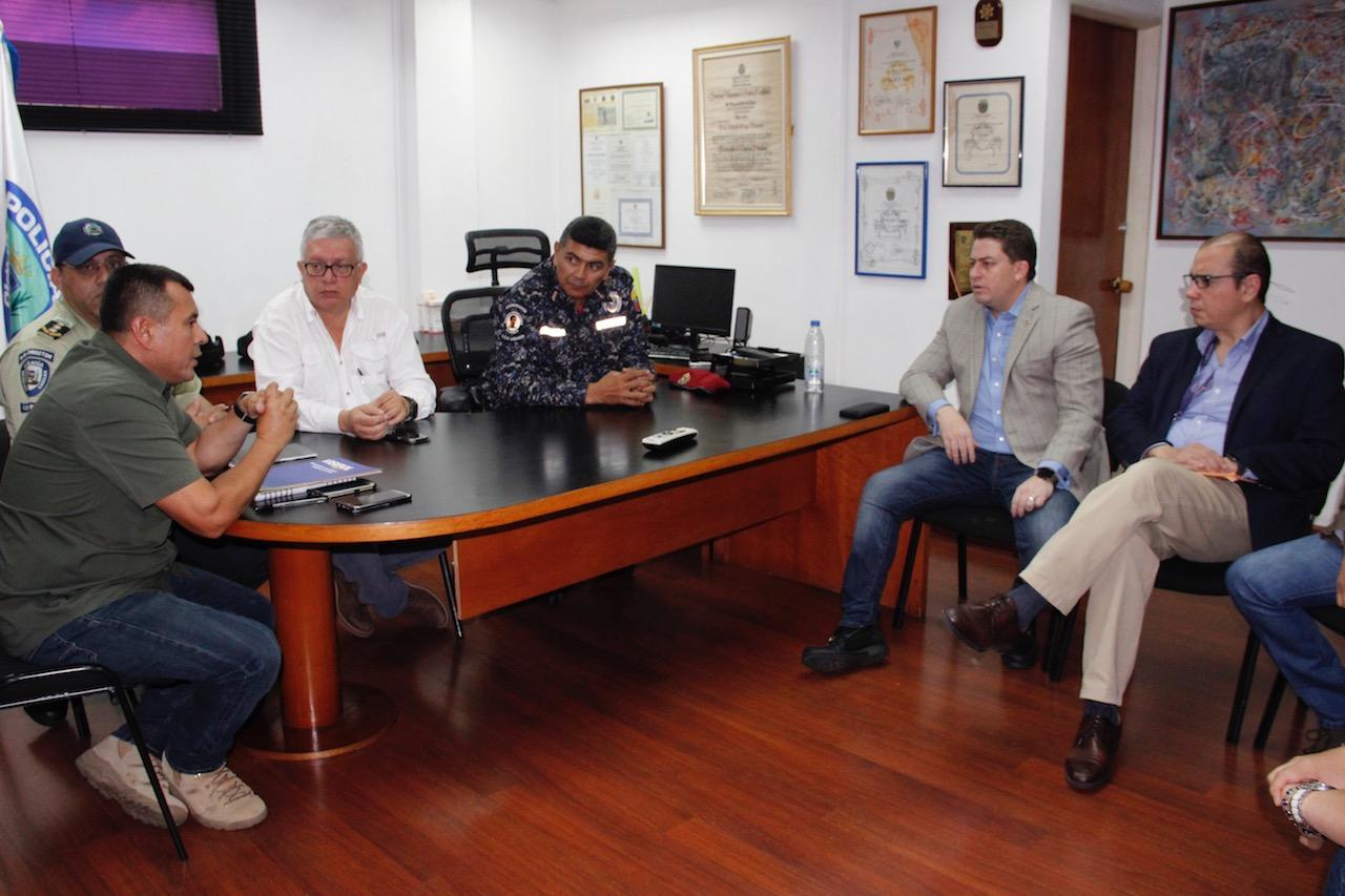 Instalada Junta Interventora del Cuerpo de Policía municipal de Chacao (6)