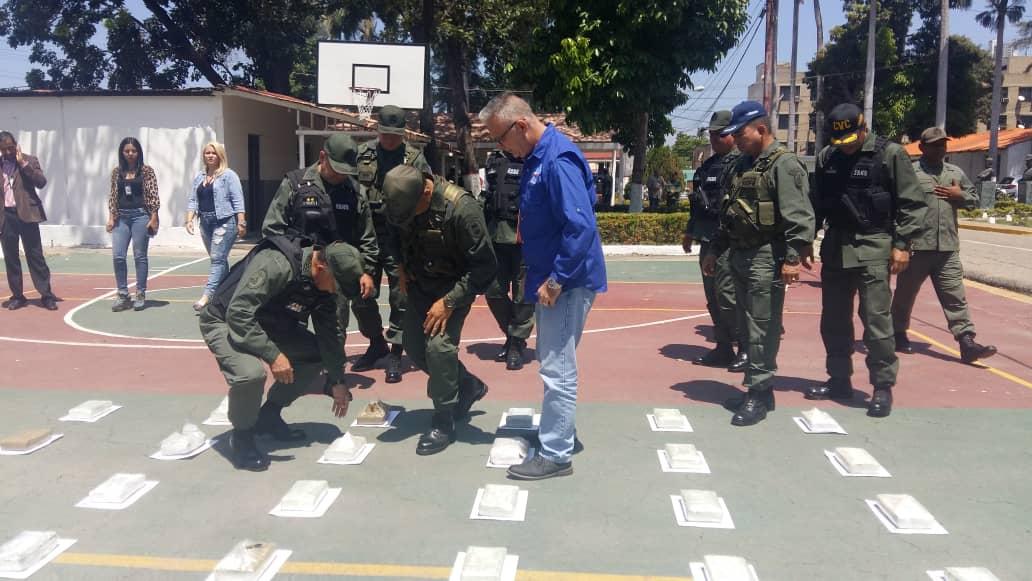 Jefe de la ONA Europa es el segundo destino desde Colombia para el tráfico ilícito de drogas (19)