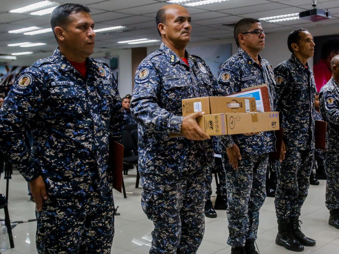 Juramentadas 24 Inspectorías para el Control de la Actuación Policial en el territorio nacional (12)