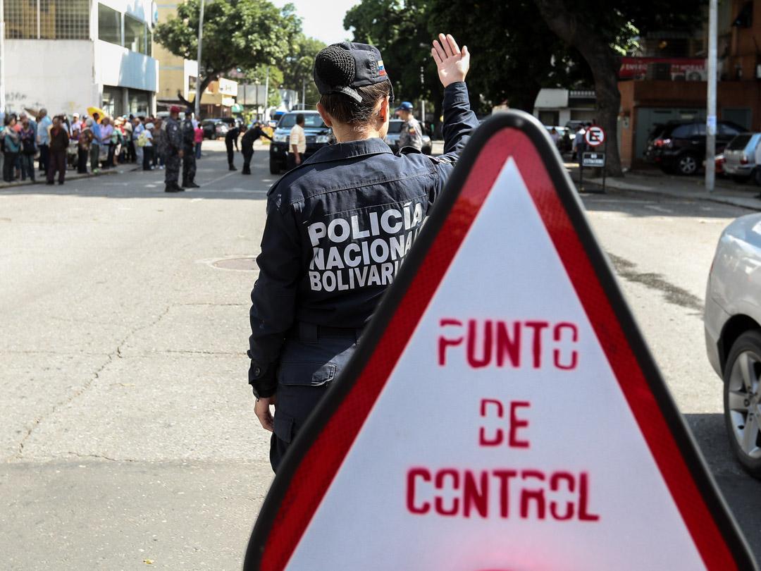 Más de 20 mil habitantes beneficiados con despliegue policial en la parroquia San Pedro (2)
