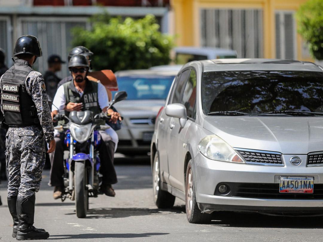 Más de 20 mil habitantes beneficiados con despliegue policial en la parroquia San Pedro (3)