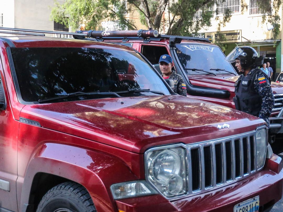 Más de 20 mil habitantes beneficiados con despliegue policial en la parroquia San Pedro (4)