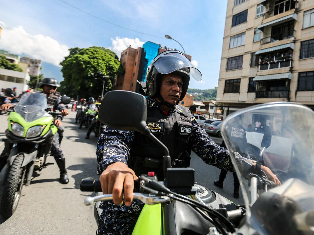 Más de 20 mil habitantes beneficiados con despliegue policial en la parroquia San Pedro (5)