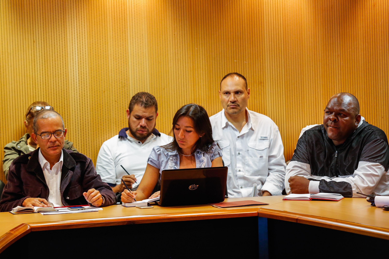 Ministro Néstor Reverol evaluó avances del Plan de Abordaje Integral de Ciudad Tiuna (6)
