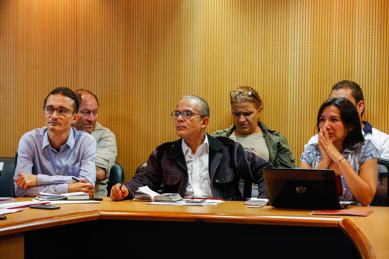 Ministro Néstor Reverol evaluó avances del Plan de Abordaje Integral de Ciudad Tiuna (9)