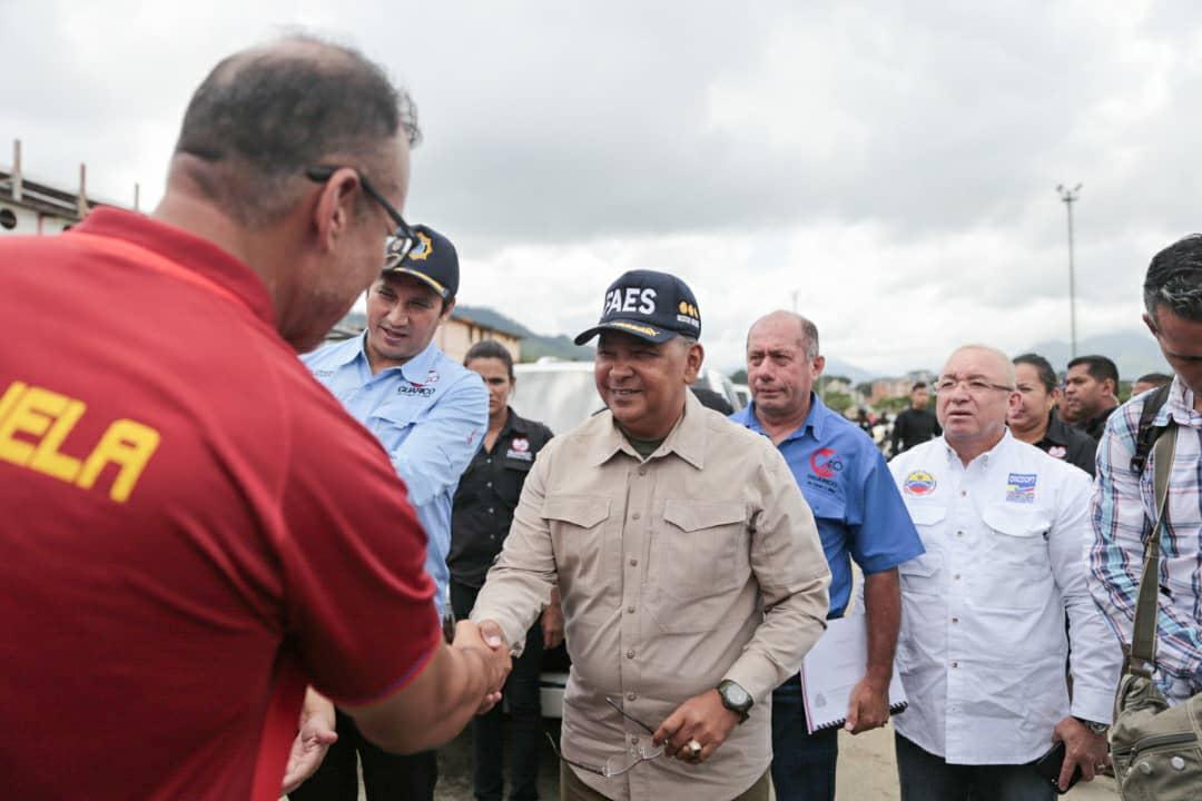 Ministro Reverol inutilizó 2 mil 664 armas de fuego en Guárico (4)