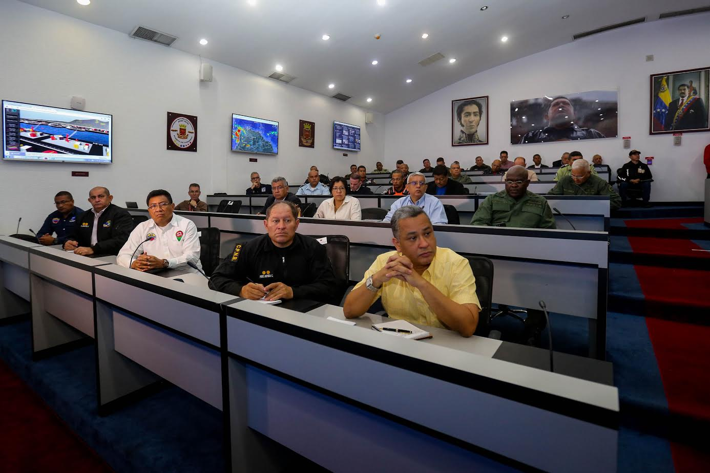 Mpprijp estudia implementar Sistema Único de Comunicación Policial-2