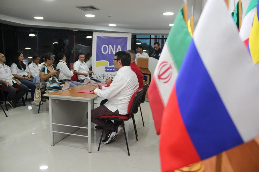 ONA e Industria Canaima impulsarán la prevención a través de la tecnología (1)