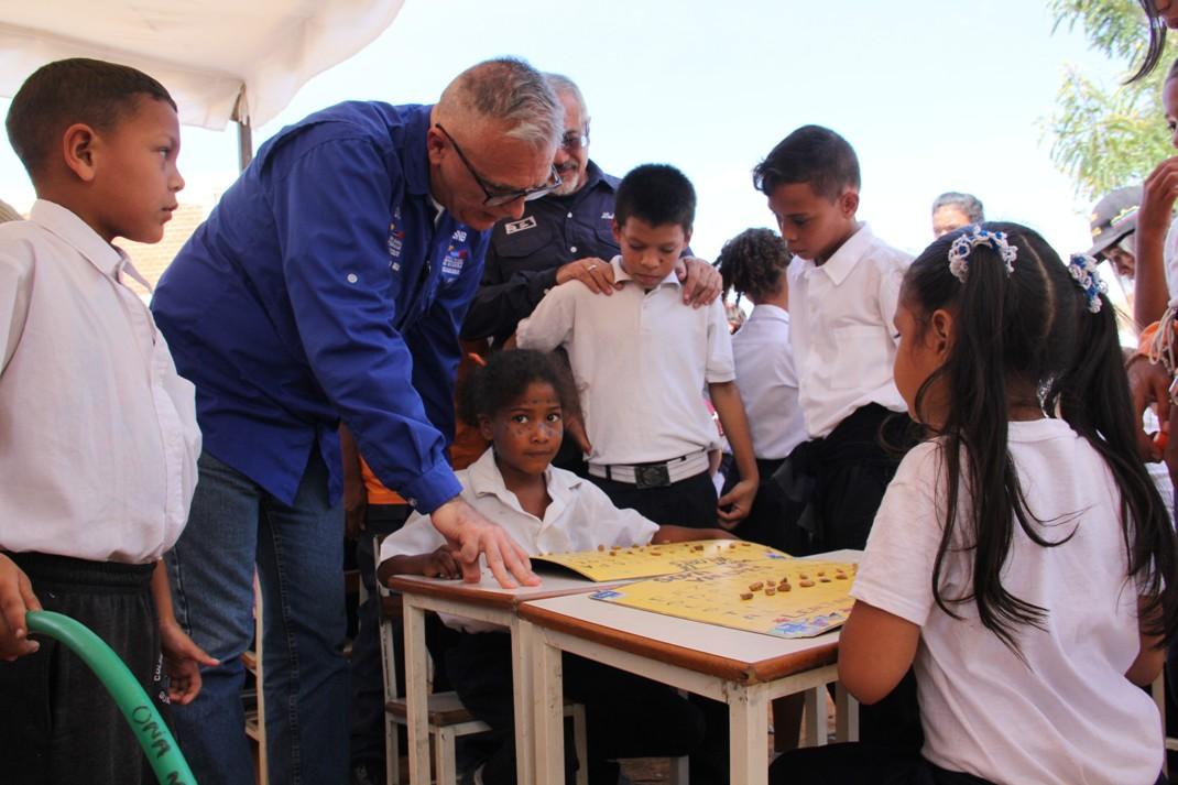 ONA realizó clínica de baloncesto para estudiantes de Ciudad Belén (12)