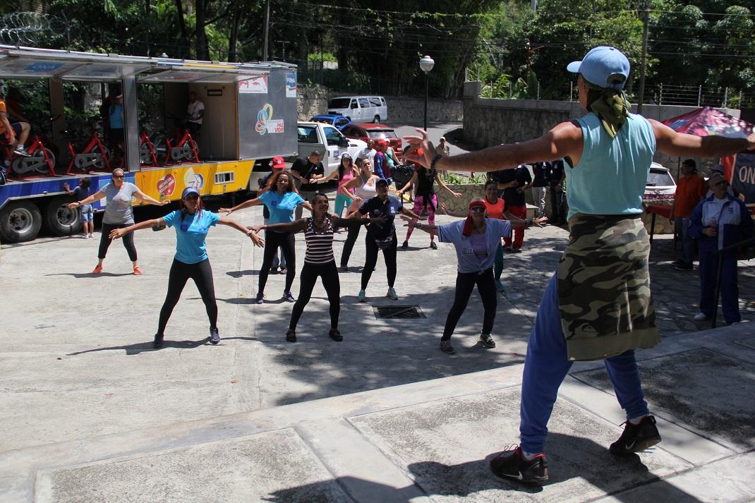 """ONA realiza Actívate con tu Cuadrante de Paz"""" en el Parque Los Chorros (14)"""