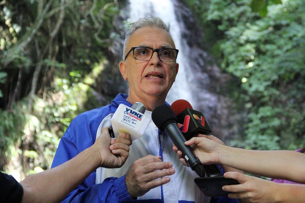 """ONA realiza Actívate con tu Cuadrante de Paz"""" en el Parque Los Chorros (5)"""