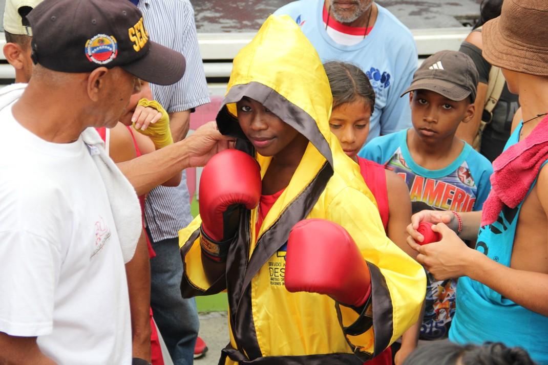 ONA se encuadra con el boxeo por la paz en 12 estados del país (11)