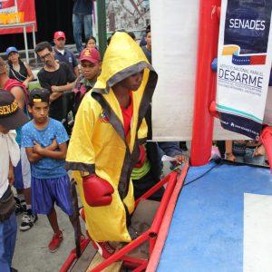 ONA se encuadra con el boxeo por la paz en 12 estados del país (12)