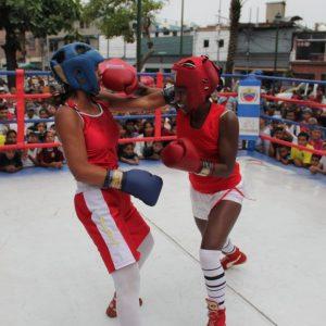ONA se encuadra con el boxeo por la paz en 12 estados del país (13)