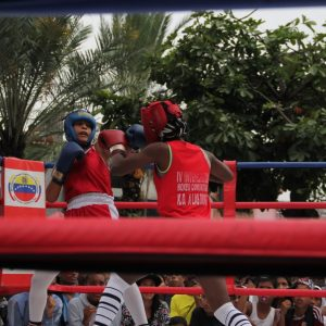 ONA se encuadra con el boxeo por la paz en 12 estados del país (15)