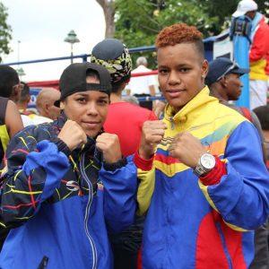 ONA se encuadra con el boxeo por la paz en 12 estados del país (17)
