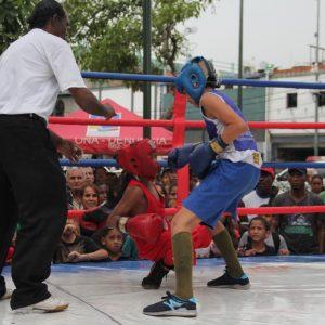 ONA se encuadra con el boxeo por la paz en 12 estados del país (2)