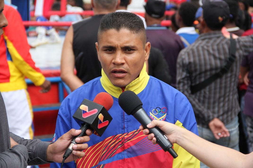 ONA se encuadra con el boxeo por la paz en 12 estados del país (5)