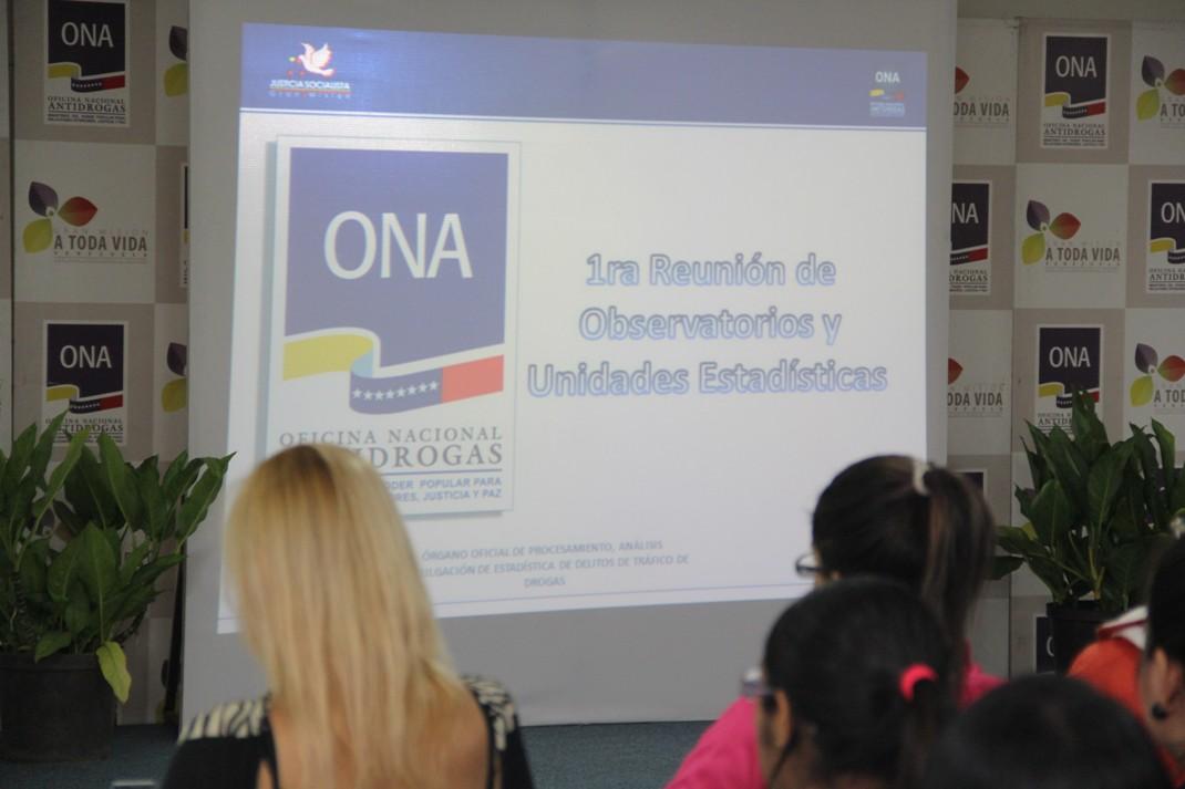 ONA y observatorios científicos del país presentan propuestas para el Plan Nacional Antidrogas (5)