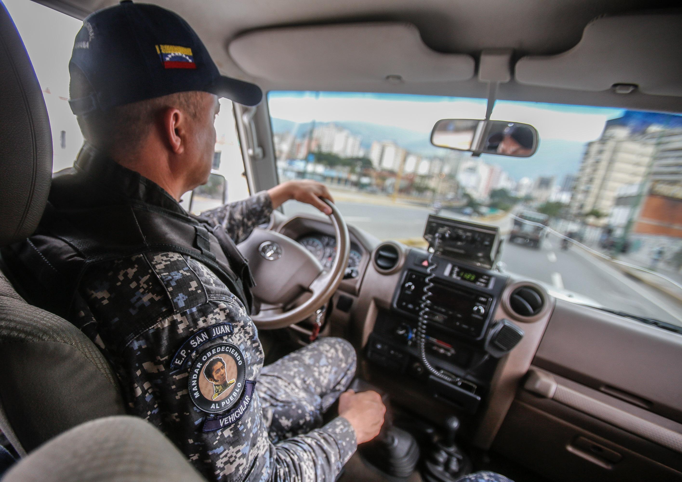 PNB desplegada en San Juan para disminuir la incidencia delictiva (4)