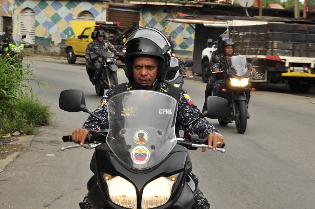 PNB refuerza Cuadrantes de Paz en la parroquia Sucre de Caracas (1)