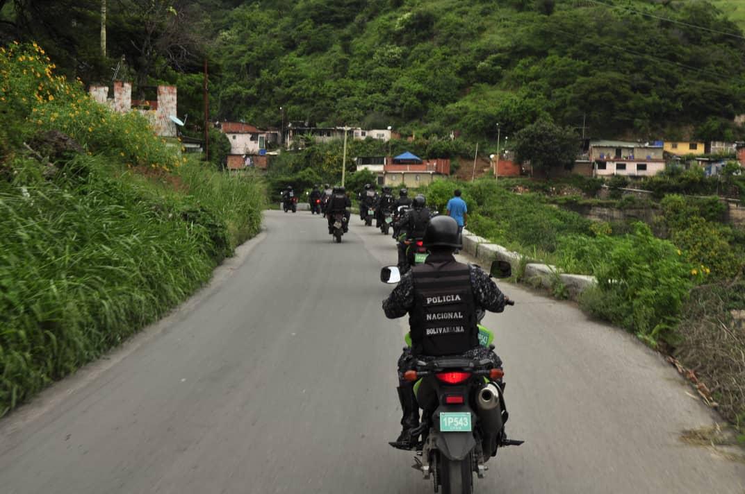 PNB refuerza Cuadrantes de Paz en la parroquia Sucre de Caracas (11)