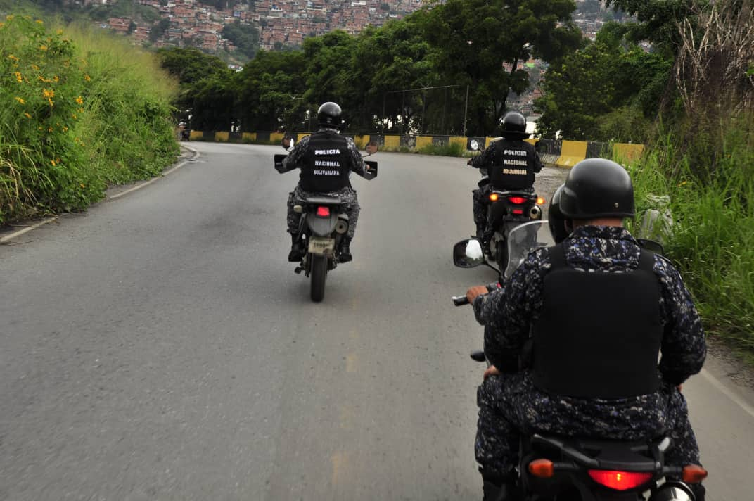PNB refuerza Cuadrantes de Paz en la parroquia Sucre de Caracas (13)