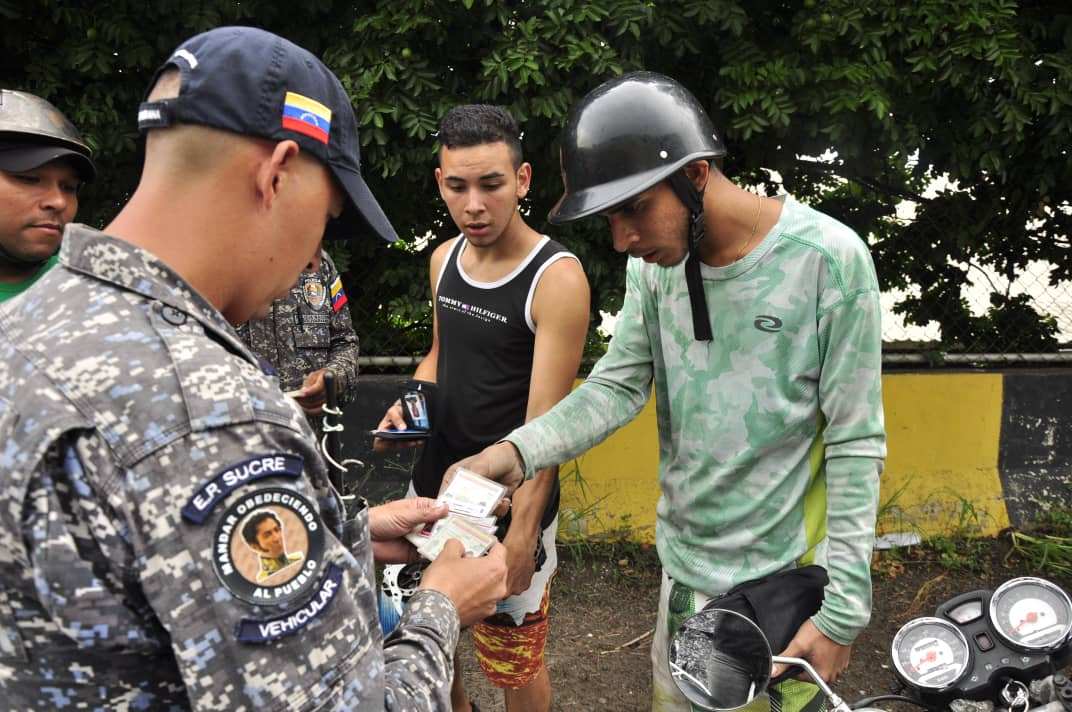 PNB refuerza Cuadrantes de Paz en la parroquia Sucre de Caracas (4)
